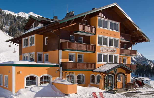Hotel & Appatements Auerhahn